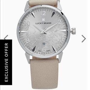 Lucky brand watch
